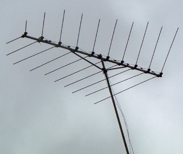how to fix a broken tv antenna