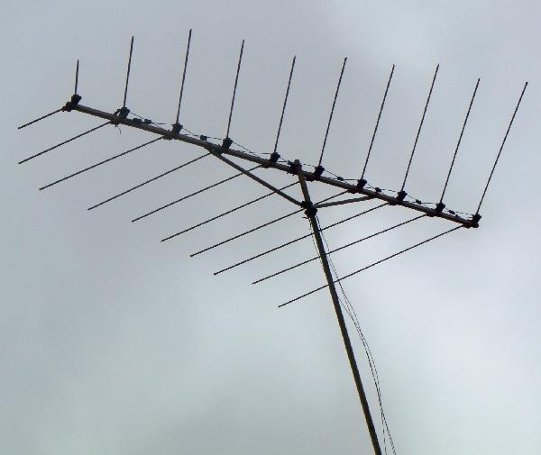 how to fix a broken tv antenna